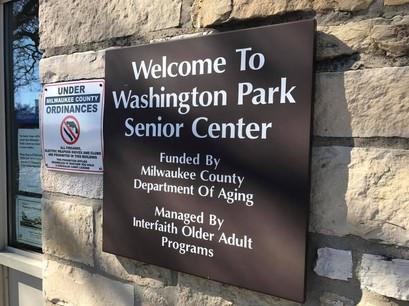 Washington Park Senior Center