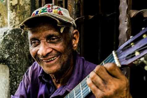 Tom, mechanic in Havana