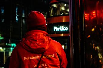 Bus To Pimlico