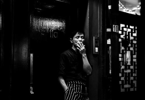 smoking chef_bw_ (1 of 1).jpg