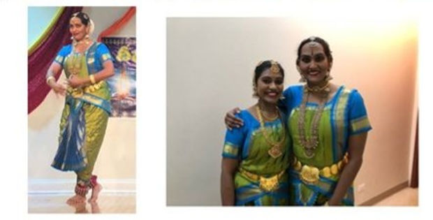 Performances by students of Mudra Dance