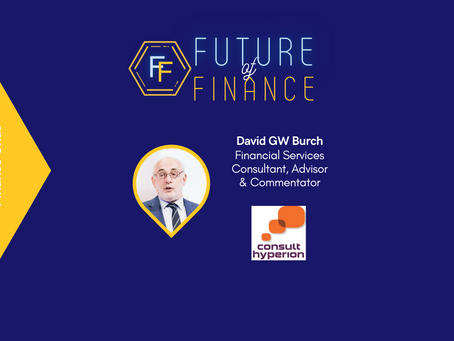 On Finance: Reflections on Future of Finance Conference 2021