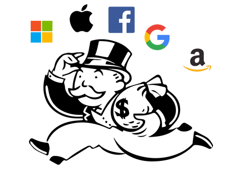 Are Big Tech companies the winners or losers of 2020?