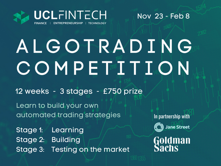 UCL Algo Trading Competition 2021