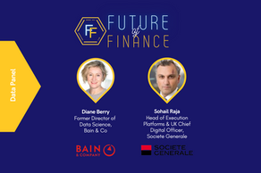 On Data in the Economy of Tomorrow: Reflections on Future of Finance 2021 Conference