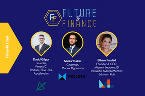 Fireside chat: Reflections on Future of Finance 2021 Conference