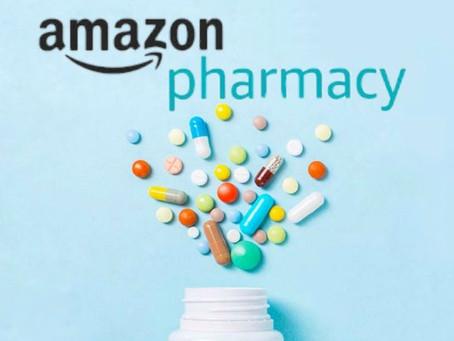 Amazon Pharmacy and the future of e-Pharmacies