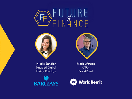 On FinTech: Reflections on Future of Finance 2021 Conference