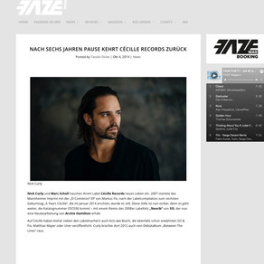 FAZE MAG GERMANY