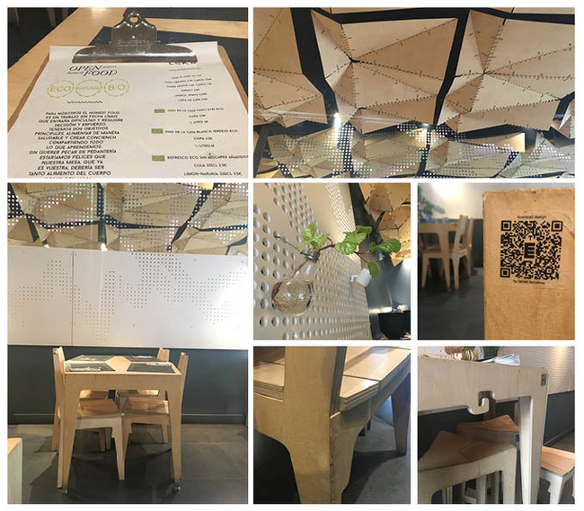 Leka: the restaurant that gives everything away