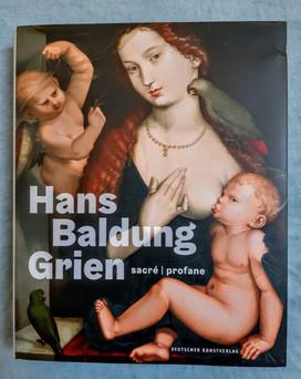Hans Baldung Grien                   Holger Jacob-Friesen (dir. éd.)
