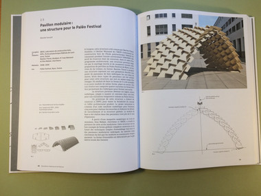 """Extrait de """"Structures innovantes en bois"""""""