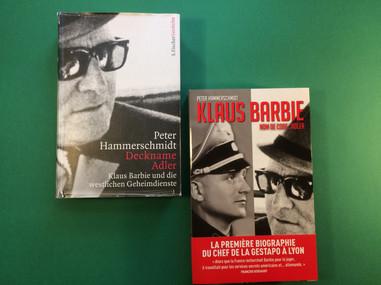Peter Hammerschmidt, Klaus Barbie - Nom de code: Adler