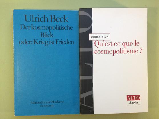 Ulrich Beck, Qu'est-ce que le cosmopolitisme?
