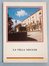 M. Tricoli, S. Alessi, La Villa Niscemi