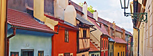 Prague Little Quarter, Tourist Attraction