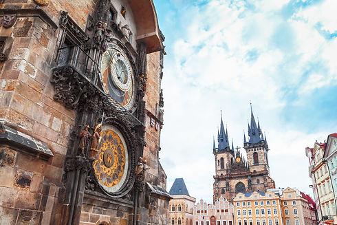 Old Town Square Prague, Tourist Attraction Prague