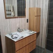 salle de bain carreler