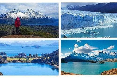 Bariloche & Calafate 5 days