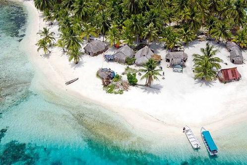 האי סן בלאס, כניסה לקריביים הפנמיים - 3 ימים
