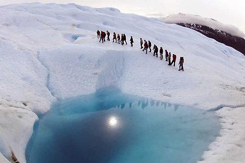 Minitrekking en el Glaciar Perito Moreno- Calafate