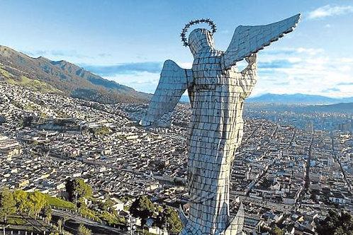 Quito - Baños - Riobamba - Cuenca - Guayaquil 10 dias