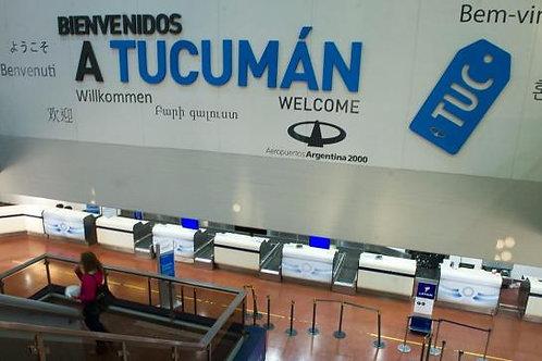 Tucumán - העברה מהמלון לשדה התעופה