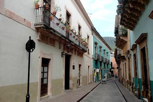 מעגל קולוניאלי: מקסיקו סיטי, גוואדלחרה, גואנאחואטו, סן מיגל - 10 ימים