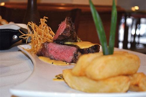 ארוחת צהריים במסעדת Alameda, תפריט Alameda