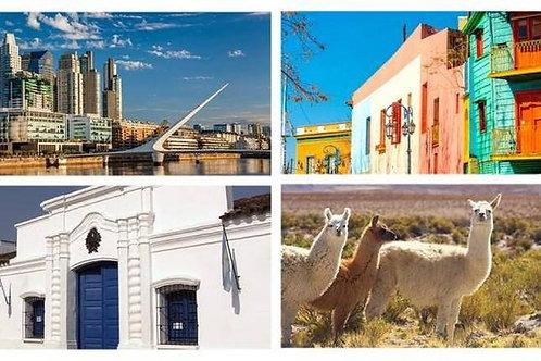 Tucumán - Salta & Buenos Aires 7 días
