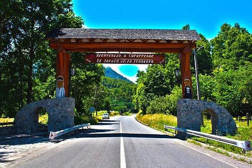 Medio día Ruta Mapuche Curarrehue - Quelhue