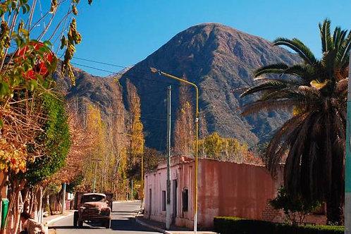 מסלול 40 סן חואן, לה ריוחה, קטמרקה, טוקומאן וסלטה - 5 ימים