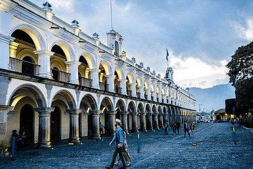 Guatemala Airs - 8 días