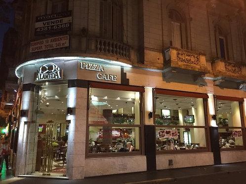 Alameda Restaurante, Degustaciones Exclusivas de Vinos