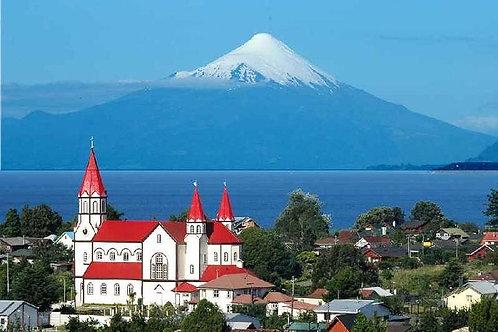 Medio día City Tour Puerto Montt y Puerto Varas