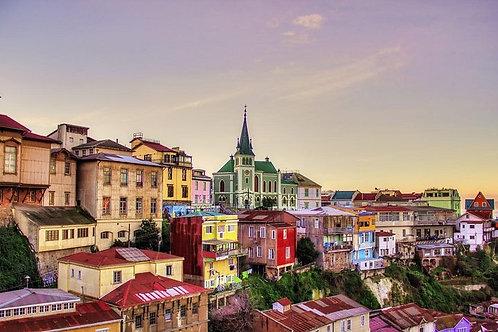 יום שלם Valparaíso ווינה דל מאר