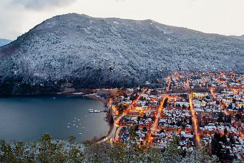 San Martin de los Andes y 7 Lagos - desde Bariloche