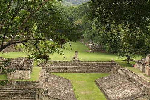 Los tres imperios mayas - 4 días