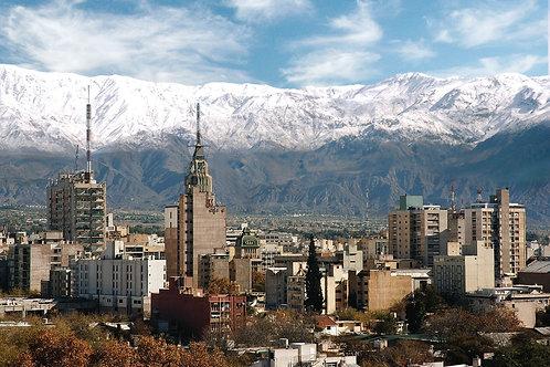 Mendoza - Aeropuerto - Hotel - Aeropuerto + City Tour