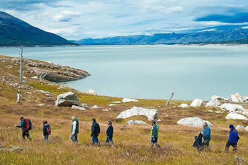 Glaciar Sur Pioneros, El Calafate