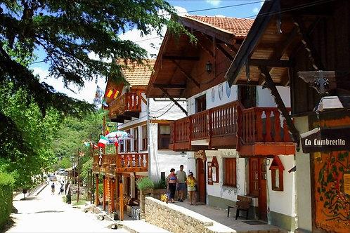 Full day tour of La Cumbrecita and Villa General Belgrano - Córdoba