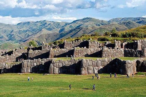 Tour Parque Arqueológico de Sacsayhuamán - Cusco
