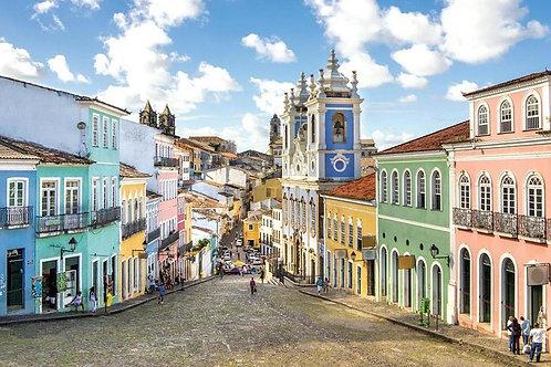 City Tour Panorámico Salvador de Bahía