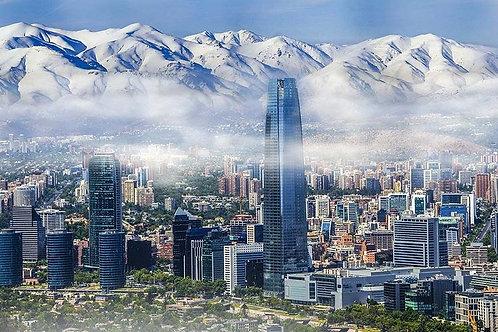 Medio día City Tour Panorámico en Santiago de Chile