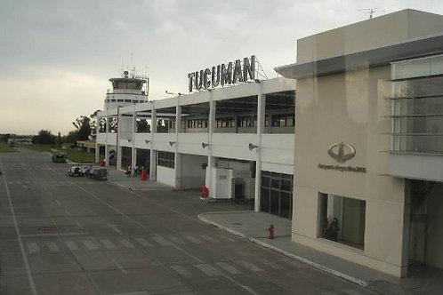 Tucumán - Traslado del Aeropuerto al Hotel