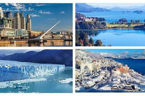Buenos Aires - Bariloche & Calafate 7 días