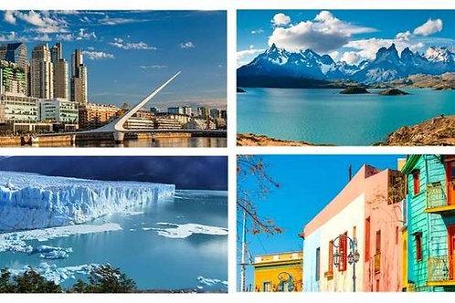 Calafate & Buenos Aires 5 days