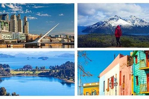 Buenos Aires & Bariloche 5 días