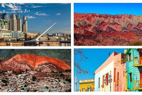 Jujuy & Buenos Aires 5 días