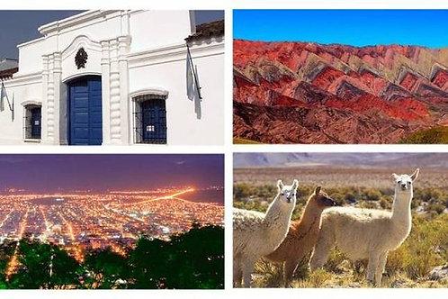 Salta - Jujuy & Tucumán ó viceversa 7 días